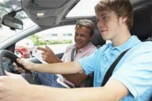 Most common driving test errors